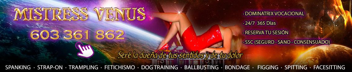 Mistress Venus - bdsm barcelona