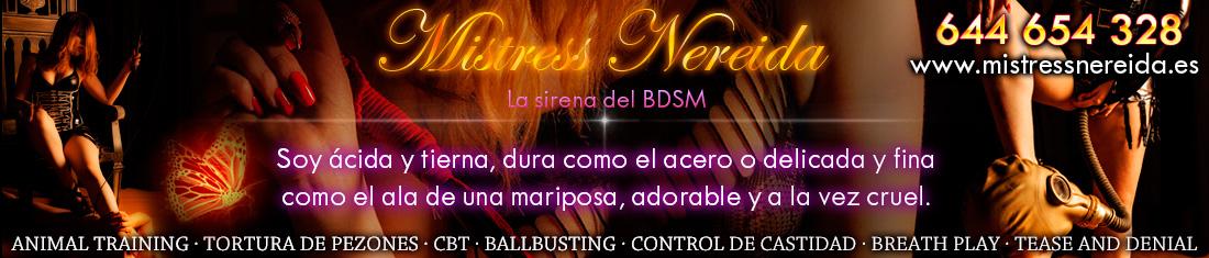 Mistress Nereida
