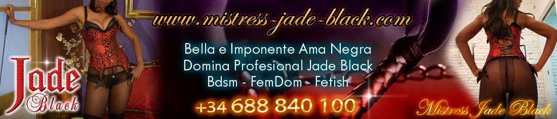 mistress jadeblack